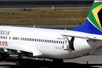 <p>Le plan de sauvetage a pour objectif d'éviter la faillite à South African Airways, deuxième compagnie aérienne d'Afrique.</p>