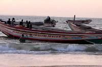<p>Sous le choc, la petite ville de Barra, sur le fleuve Gambie, pleure ses morts, victimes du naufrage d'une embarcation au large de la Mauritanie (photo d'illustration).</p>