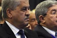 <p>Abdelmalek Sellal et Ahmed Ouyahia : au procès contre la corruption, l'ex-garde rapprochée de Bouteflika est en première ligne.</p>