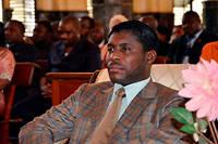 Teodorin Obiang est lefils du chef de l'État Teodoro Obiang Nguema. Il est aussivice-président de Guinée équatoriale.