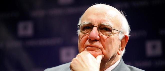 L'ancien président de la Réserve fédérale (FED) est décédé le 8 décembre à l'âge de 92 ans.