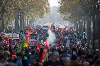 Grève: l'intersyndicale lance un appel à la mobilisation le17décembre