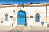 Le 1er décembre dernier, les agents pénitentiaires ont pu constater que des détenus avaient entassé un improbable « trésor »dans leur cellule dans la prison de Saintes (photo d'illustration).