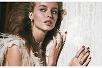 Avec la nouvelle collection joaillière de Bvlgari – Fiorever –, toute femme se métamorphose en princesse païenne.