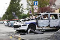 Le parquet général de Paris fait appel du verdict de la cour d'assises de l'Essonne, qui avait condamné et acquitté treize accusés pour l'agression de policiers en 2016 à Viry-Châtillon.