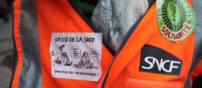 Agent de la SNCF.