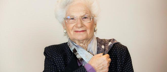 « Il n'est plus possible de rester indifférent, et je le dis, moi qui ai la haine inscrite sur le bras », témoigne la sénatrice de 89 ansrescapée d'Auschwitz.