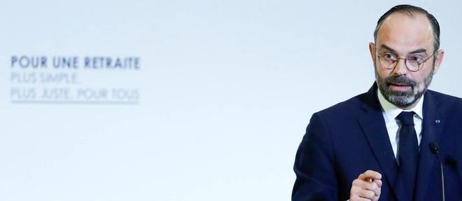 Édouard Philippe dévoile son plan pour la réforme des retraites.