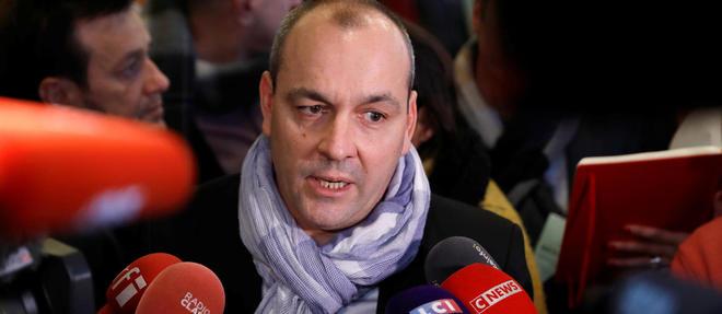 Le numéro un de la CFDT Laurent Berger a déclaré que «la ligne rouge a été franchie»après les annonces d'Édouard Philippe sur la réforme des retraites.