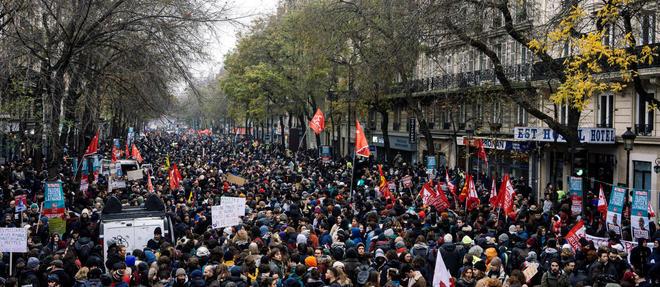Les syndicats ont lancé un appel à manifester le 17 décembre.