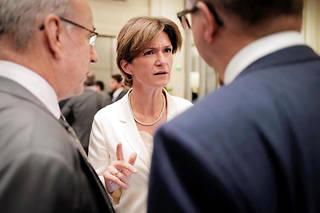 Isabelle Kocher, directrice générale d'Engie.