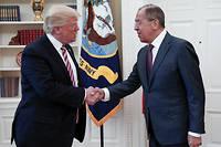 Le locataire de la Maison-Blanche est accusé d'avoir fait pression sur l'Ukraine afin qu'elle enquête sur ses adversaires politiques démocrates à l'approche de la présidentielle américaine de 2020.