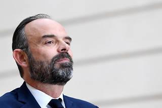 Edouard Philippe le 27 novembre 2019.