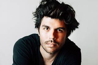 Alexandre Galien, lauréat du prix du Quai des Orfèvres 2020.