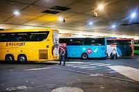 220 bus privés seront affrétés dès mercredi pour aider les Franciliens à se déplacer pendant la grève.
