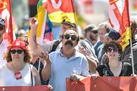 La puissance des syndicats est définie, entre autres, par la loi de2008sur la représentativité syndicale.