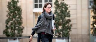 La secrétaire d'État aux Affaires européennes Amélie de Montchalin.