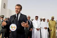 Emmanuel Macron avait annoncé le 4 décembre, à l'issue du sommet de l'Otan, qu'il avait convié les présidents du Mali, du Burkina Faso, du Niger, du Tchad et de la Mauritanie à un sommet le 16 décembre à Pau.