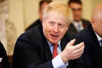 Le pari de Boris Johnson était osé, mais semble réussie.