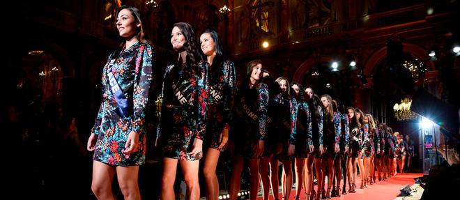 Miss France 2020 succèdera devant les caméras de TF1 à la Polynésienne Vaimalama Chaves.