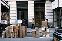Les grèves ont perturbé le traitement et la distribution des colis chez Mondial Relay, qui a pris du retard dans ses livraisons. (Photo d'illustration)