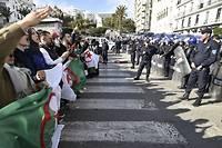 Ce jeudi 12 décembre, si l'élection s'est tenue, le « système » a pu mesurer la détermination des manifestants à en finir avec lui.