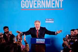 Face aux Européens avec qui il doit désormais négocier un vaste accord commercial, Boris Johnson se révélera-t-il un homme d'État ?