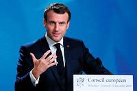 Pour Emmanuel Macron,« c'est une réforme de refondation avant toute chose ».