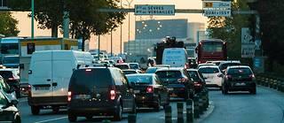 Des embouteillages.