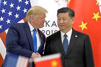 Trêve commerciale en vue pour la Chine et les Etats-Unis.