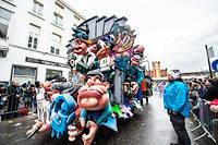Le carnaval d'Alost était inscrit depuis 2010 sur la liste du patrimoine immatériel de l'Unesco.