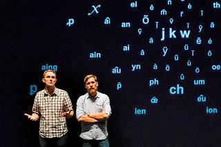 Arnaud Hoedt et Jérôme Piron, deux professeurs de français qui défendent les fautes d'orthographe