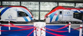 Des rames neuves suisses et françaises sont dédiées au Léman Express.