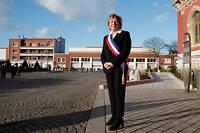Natacha Bouchart, maire de Calais depuis 2008, brigue un nouveau mandat.