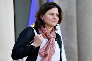 La ministre des Sports a été contrainte de quitter le stade Bauer, à Saint-Ouen en Seine-Saint-Denis, où elle assistait au match de football entre le Red Star, le club local, et Quevilly (photo d'illustration).
