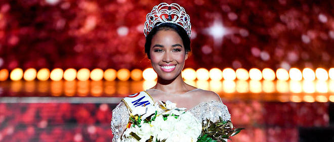 miss guadeloupe cl mence botino lue miss france 2020. Black Bedroom Furniture Sets. Home Design Ideas