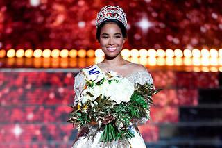 Miss Guadeloupe, Clémence Botino, élue Miss France 2020.