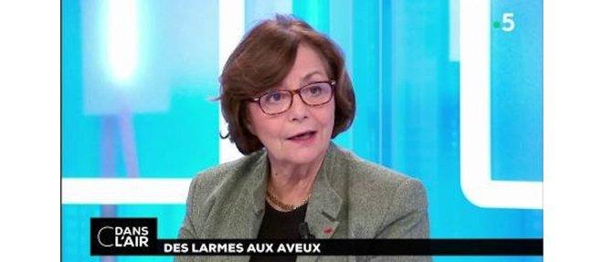 Michèle Bernard-Requin, décédée samedi des suites d'un cancer.