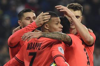 À Saint-Étienne, le Paris Saint-Germain s'est imposé (0-4), grâce notamment à un doublé de Kylian Mbappé.