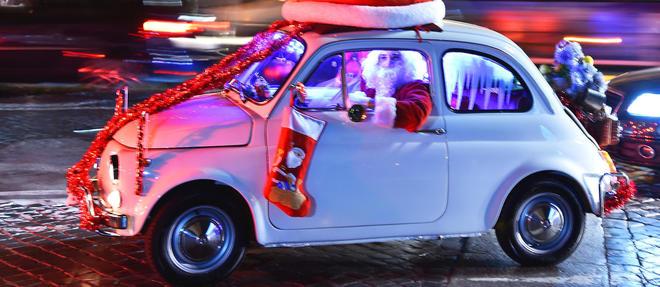 Les automobilistes ne croient plus au Père Noël depuis longtemps, mais cela n'interdit pas de formuler des vœux en s'adressant au président de la République plutôt qu'au Premier ministre