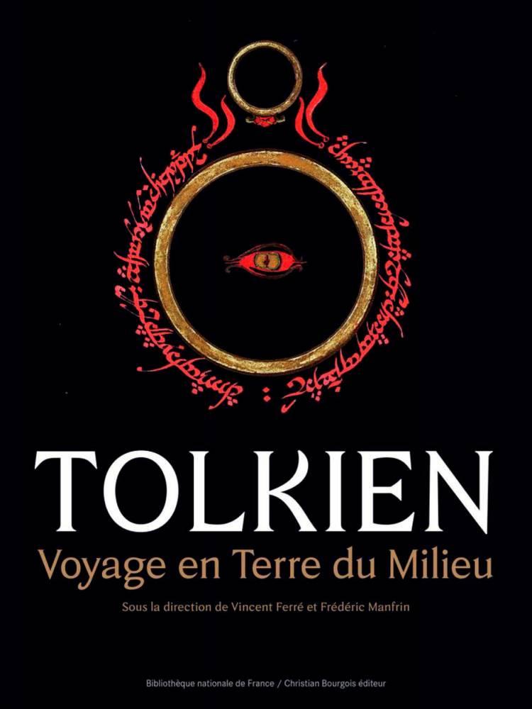 Tolkien, Voyage dans la Terre du Milieu ©  BNF