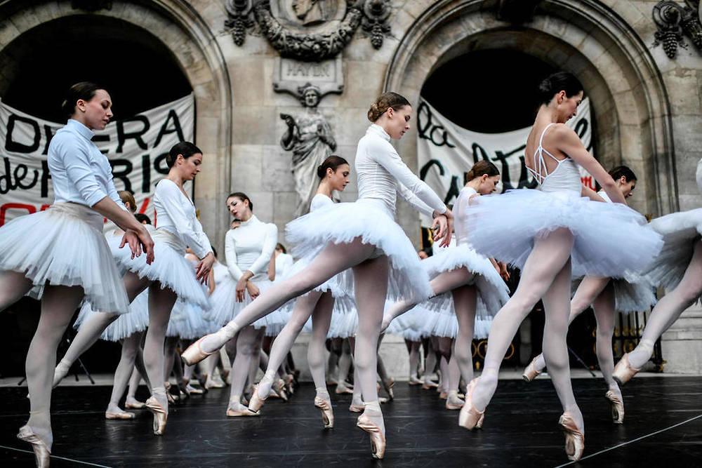Retraite : coup de ballet