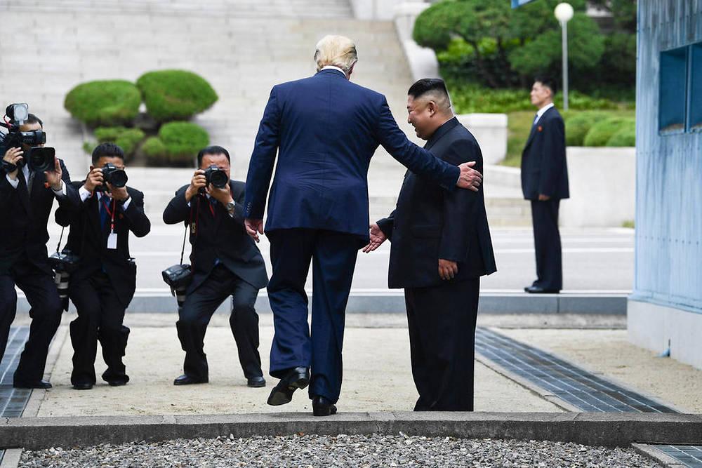 Donald, Kim, saison 2