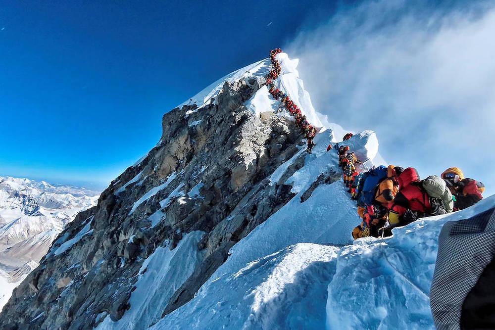Quand le tourisme de masse atteint des sommets