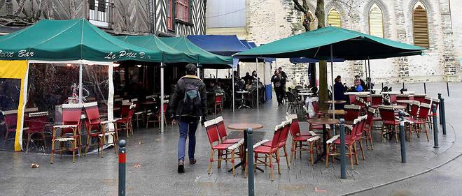 Rennes Les Terrasses Chauffées Interdites Dès Le 1er