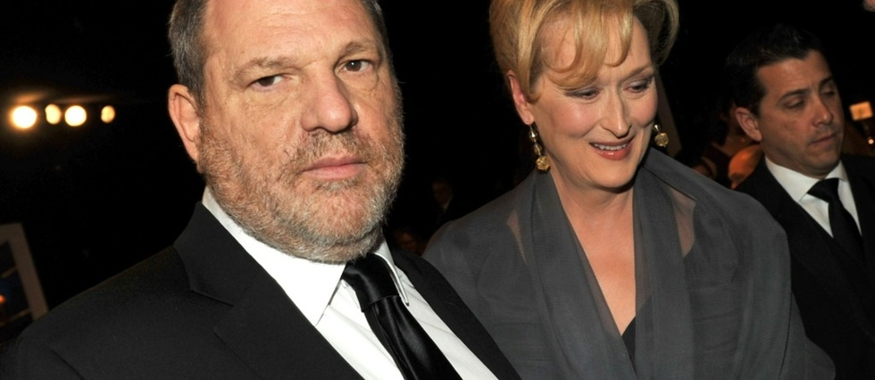 Harvey Weinstein, producteur de cinema visionnaire devenu ennemi numero 1 du #MeToo