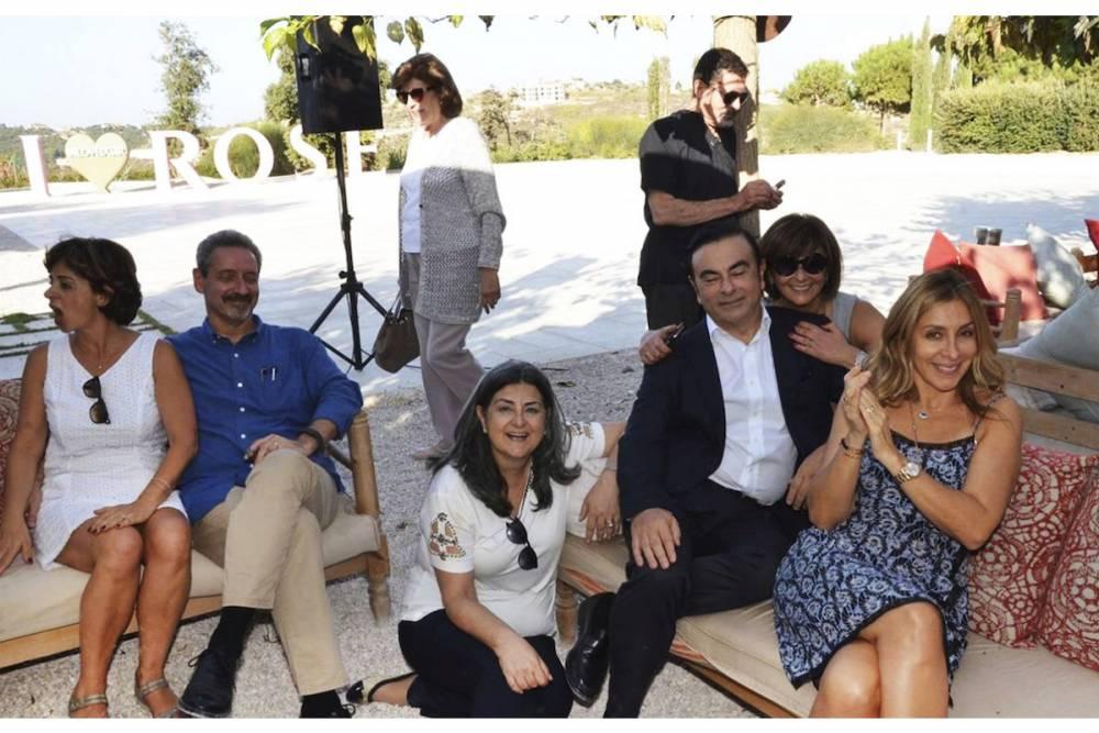 Ghosn, ©  Famille Ghosn/D.R.