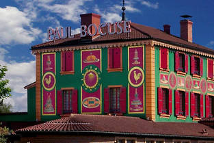 La maison Paul Bocuse à Collonges-au-Mont-d'Or
