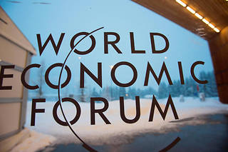 Le World Economic Forum débute ce mardi 21 janvier. (illustration)