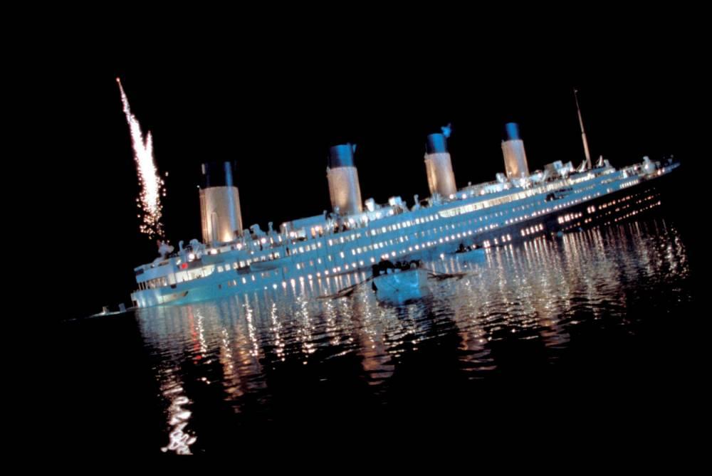 Titanic (1997) usa